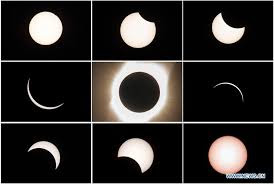 Once-in-a-century total solar eclipse sweeps across US