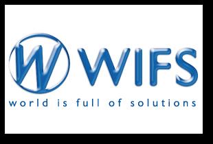 WIFS : création de logotype, graphique design