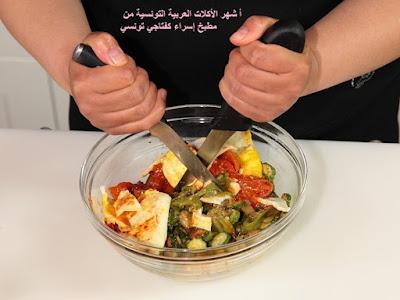 ,طريقة تحضير الكفتاجي التونسي ,كفتاجي تونسي بالكبدة,كفتاجي تونسي بالدجاج  ,كفتاجي تونسي بالمرقاز , كفتاجي تونسي في الفرن