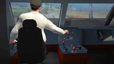 تحميل لعبة محاكاة قيادة القطارات Euro Train Driver 3D النسخة المعدلة للاجهزة الاندرويد باخر تحديث,Euro Train Driver 3D mod,Euro Train Driver 3D apk mod