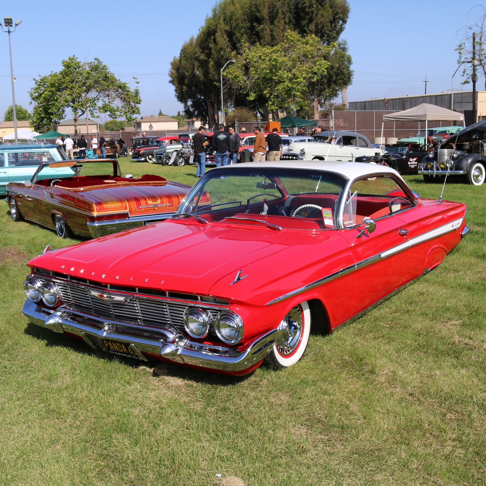 Santa Maria Chevrolet: Covering Classic Cars : 35th Annual West Coast Kustoms