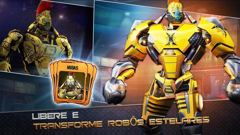 Real Steel World Robot Boxing MOD Dinheiro Infinito 2021 v 56.56.223