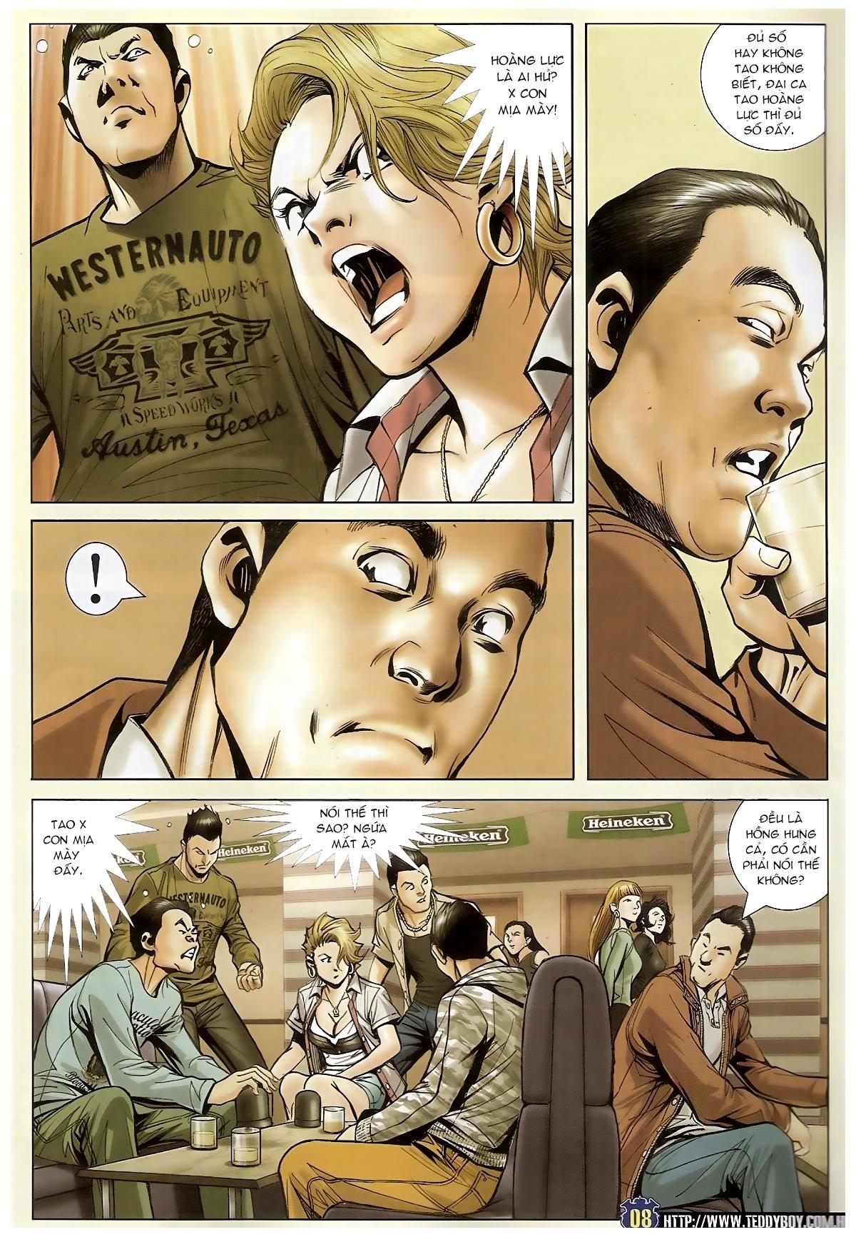 Người Trong Giang Hồ - Chapter 1493: Tốt bụng làm hỏng chuyện - Pic 7