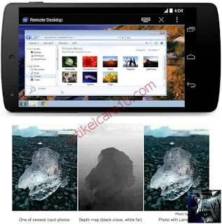 Aplikasi Hacker Android Chrome Remote Desktop Apk