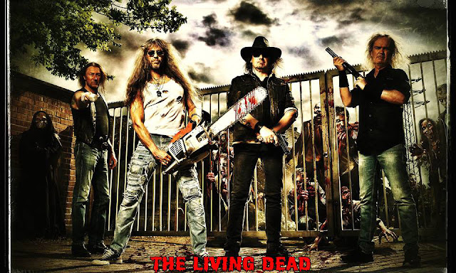 Grave Digger anuncia su nuevo disco y gira para el próximo año