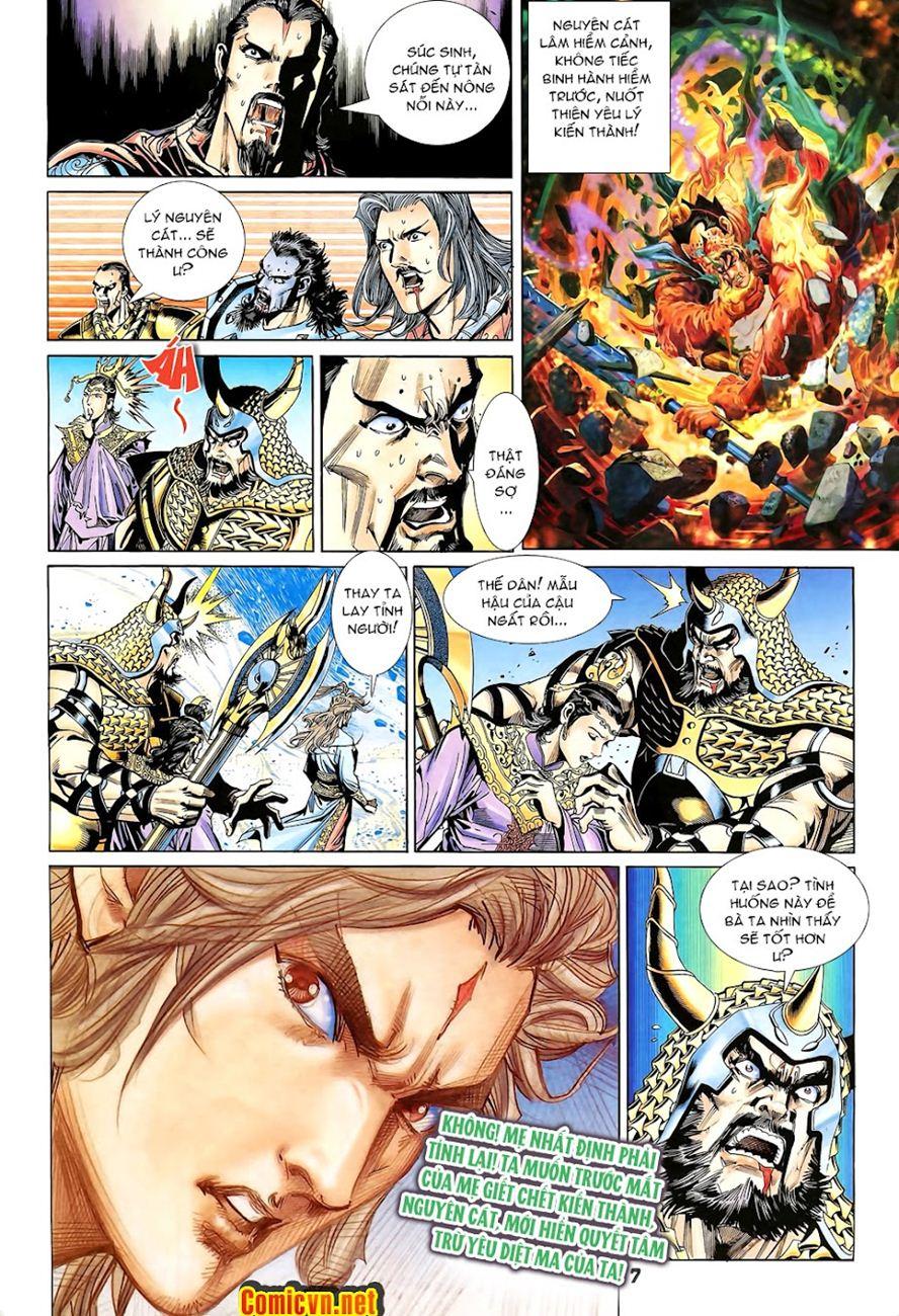 Đại Đường Uy Long chapter 83 trang 15