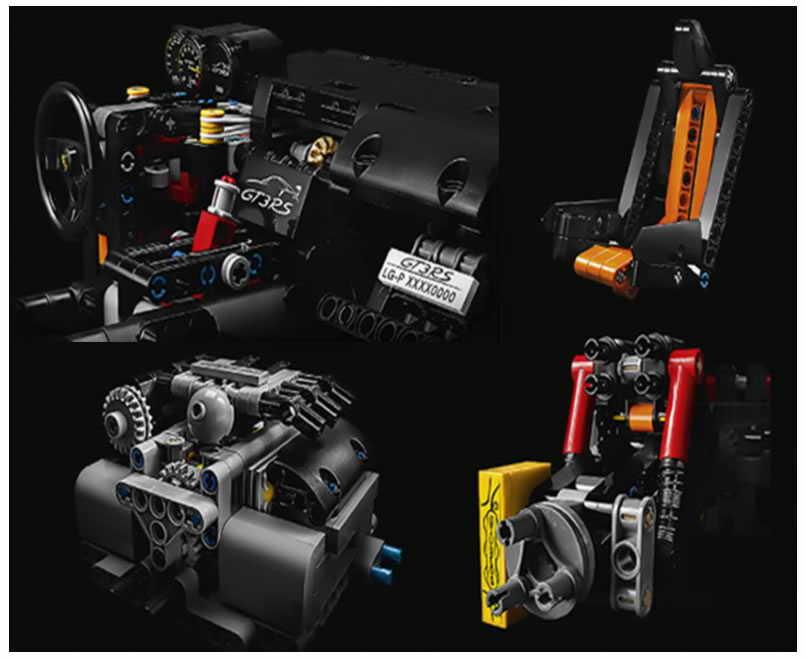 Lego Gossip 250416 Lego 42056 Porsche 911 Gt3 Rs Box Art