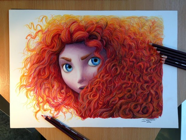 amazing pencil drawings, hyperrealistic color pencil drawings