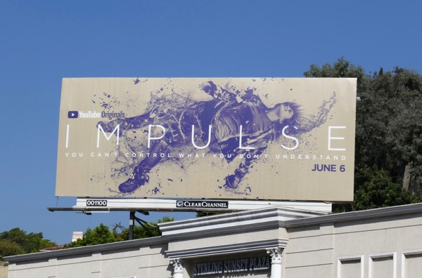 Impulse series launch billboard