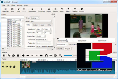 aplikasiedit video gratis shotcut