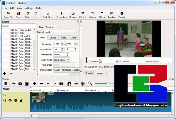 software yang di gunakan untuk membuat banyak sekali macam keperluan editing video ibarat mem 14 Software / Aplikasi Edit Video 100% Gratis Terbaik Terbaru 2018