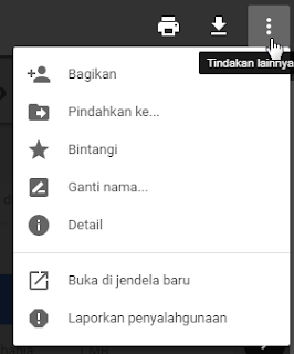 Tutorial Menampilkan File Google Drive di Blog1