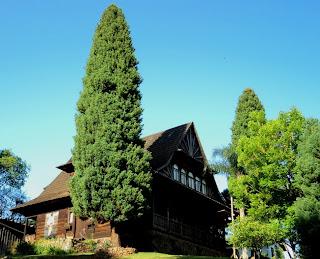 A Casa Polonesa, em Nova Prata