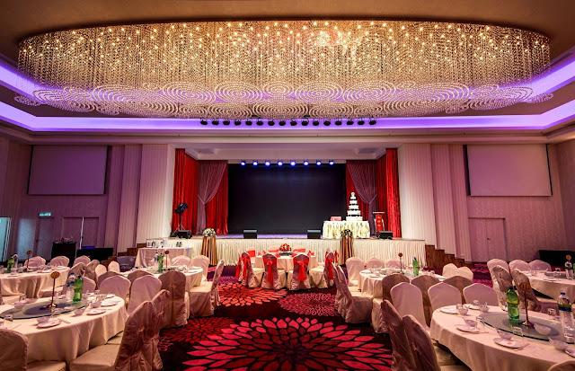 馬來西亞盛大婚禮大廳