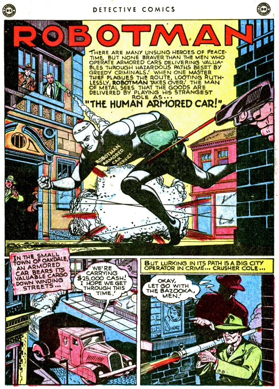 Read online Detective Comics (1937) comic -  Issue #144 - 17