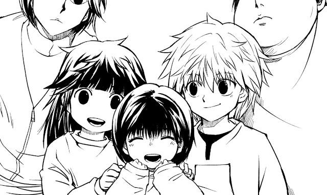 Manga 'Hunter x Hunter' Akan Kembali Hiatus