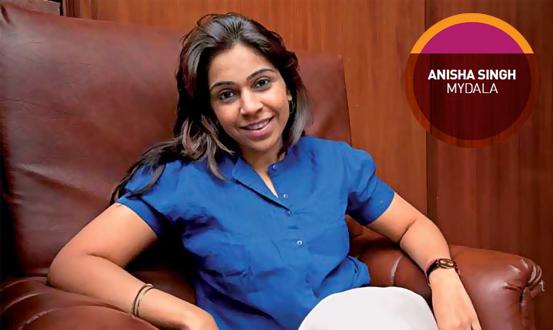 ANISHA SINGH, Founder & CEO, Mydala.com