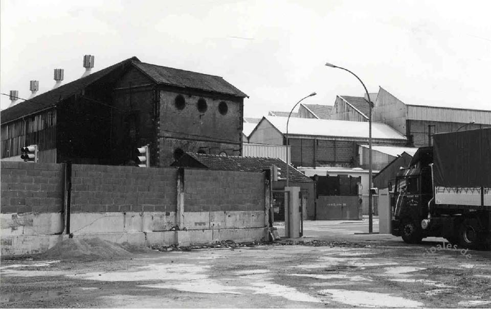NANTES la ville daprs guerre NANTES boulevard Lon Bureau