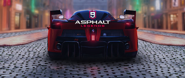 Download Asphalt 9: Legends Apk + OBB Data For Android | Best Guide
