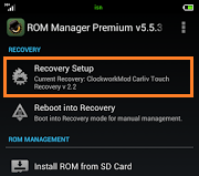 Cara Install CWM Recovery Oppo A37 Tanpa PC