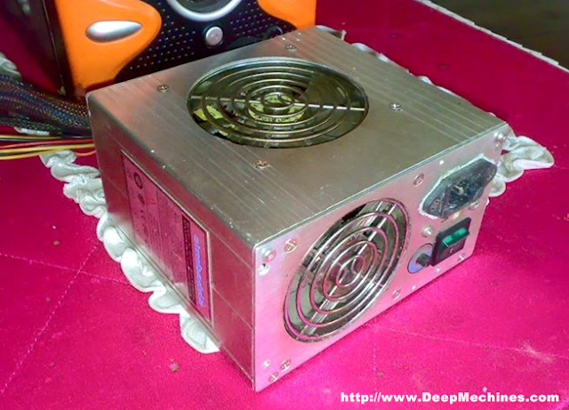 Contoh Power Supply Unit (PSU) untuk Dekstop Komputer