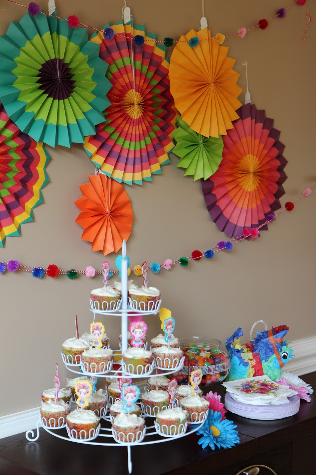 crafty nester wordless wednesday birthday party for a ten year old