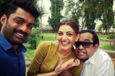 Kajal-Agarwal-Nose-Surgery-Andhra-Talkies-Telugu