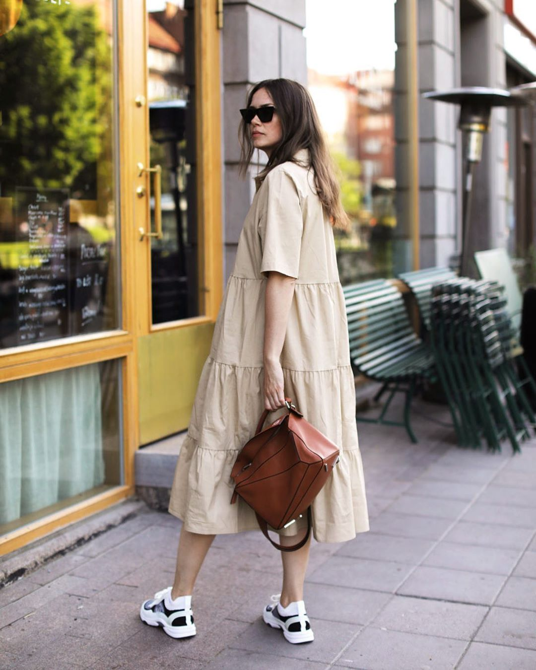 20 Summer Dresses to Wear With Sneakers