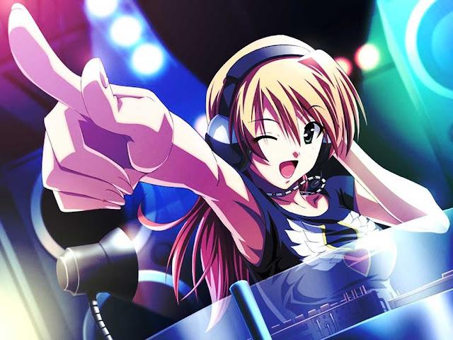 Anime Wallpaper DJ Music