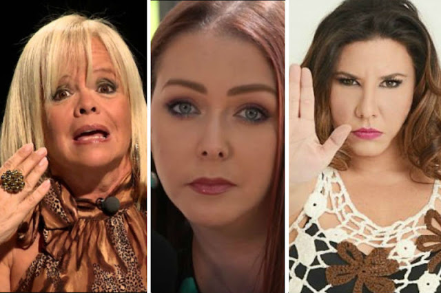 Nelly Pujols respalda a Angie Pereztras feroz ataque de Vanessa Senior