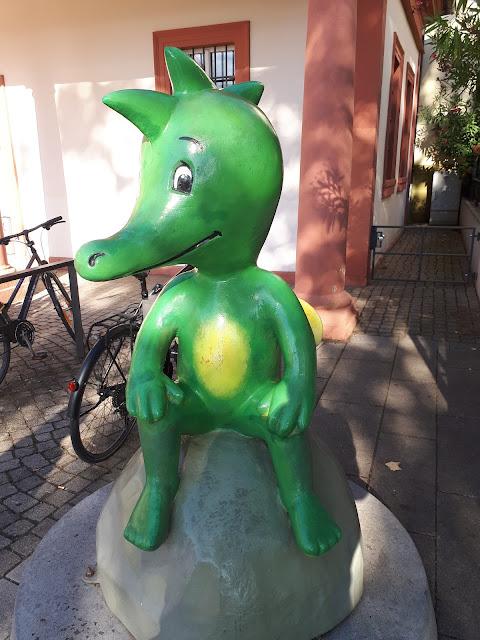 Tabaluga in Erfurt