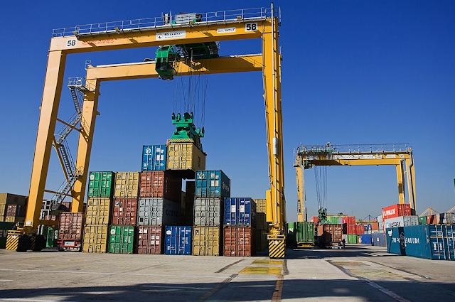 CMA-CGM Prancis Mencari Peluang Investasi Terminal Peti Kemas Di Indonesia