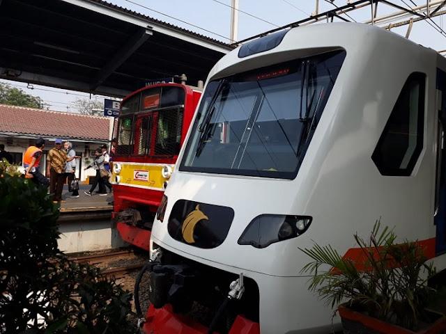 Jadwal KA Bandara Jakarta dari bekasi