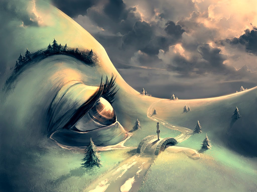 12-After-the-rain-Rolando-Cyril-aquasixio-Surreal-Fantasy-Otherworldly-Art-www-designstack-co