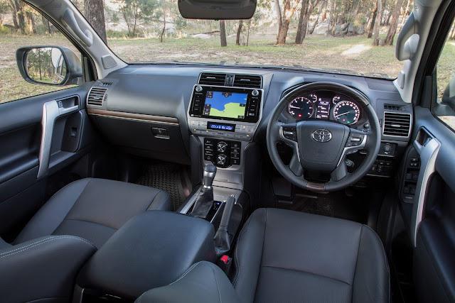 Toyota Land Cruiser Prado anh 16