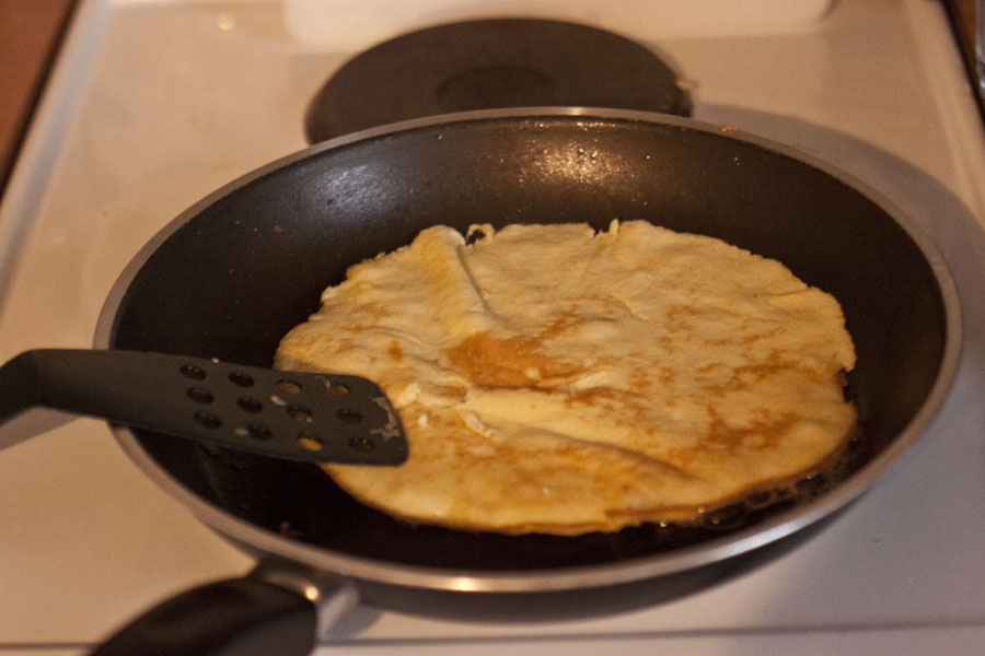Tortilla Pannulla