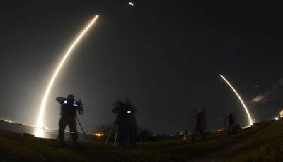 SpaceX Luncurkan Satelit Rahasia?