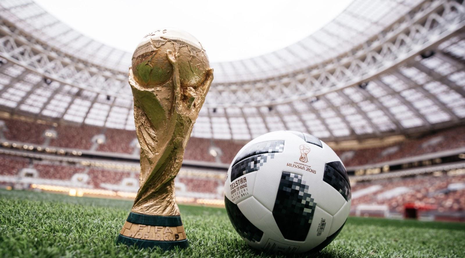 Trofi Piala Dunia Dan cerita di balik Piala Dunia