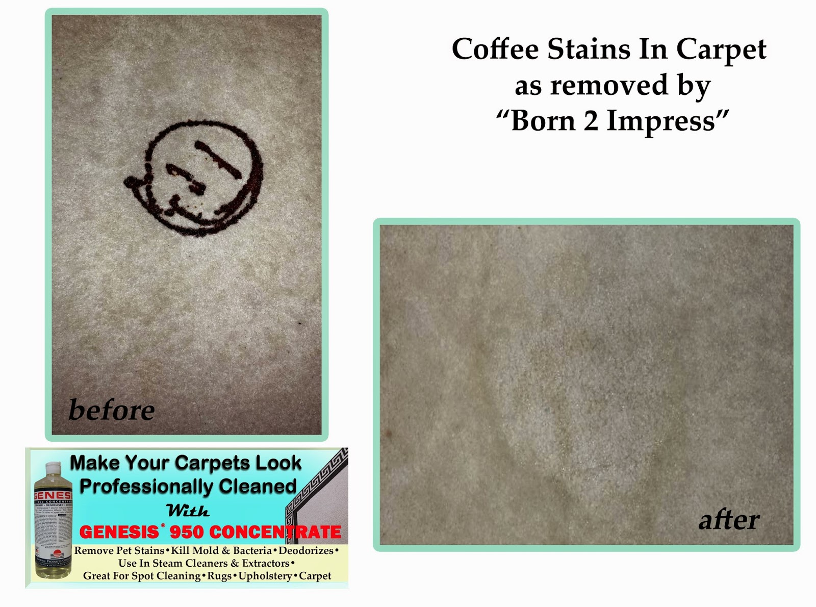 clean chocolate stains