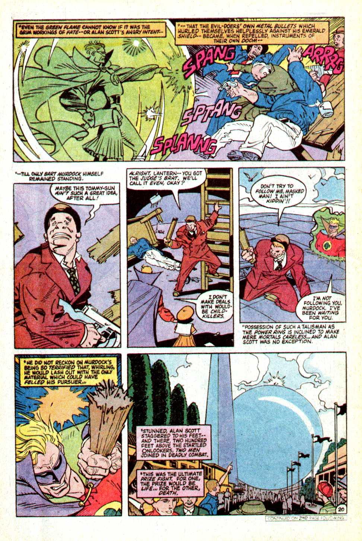 Read online Secret Origins (1986) comic -  Issue #18 - 38