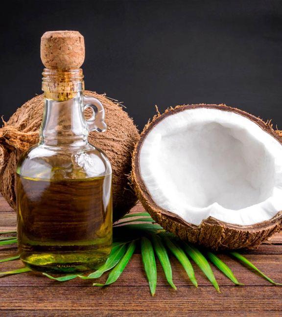 skincare terbaik DIY 1 minyak kelapa dara