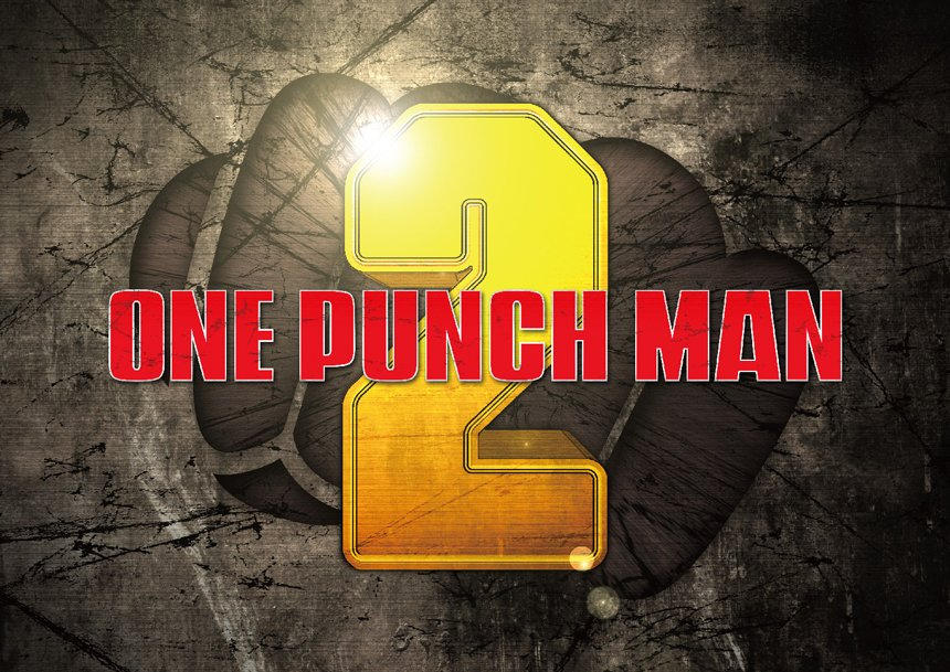 One Punch Man 2 - grafika promująca anime