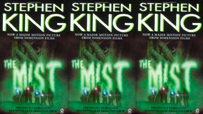 The Mist - Ordered to Series at Spike