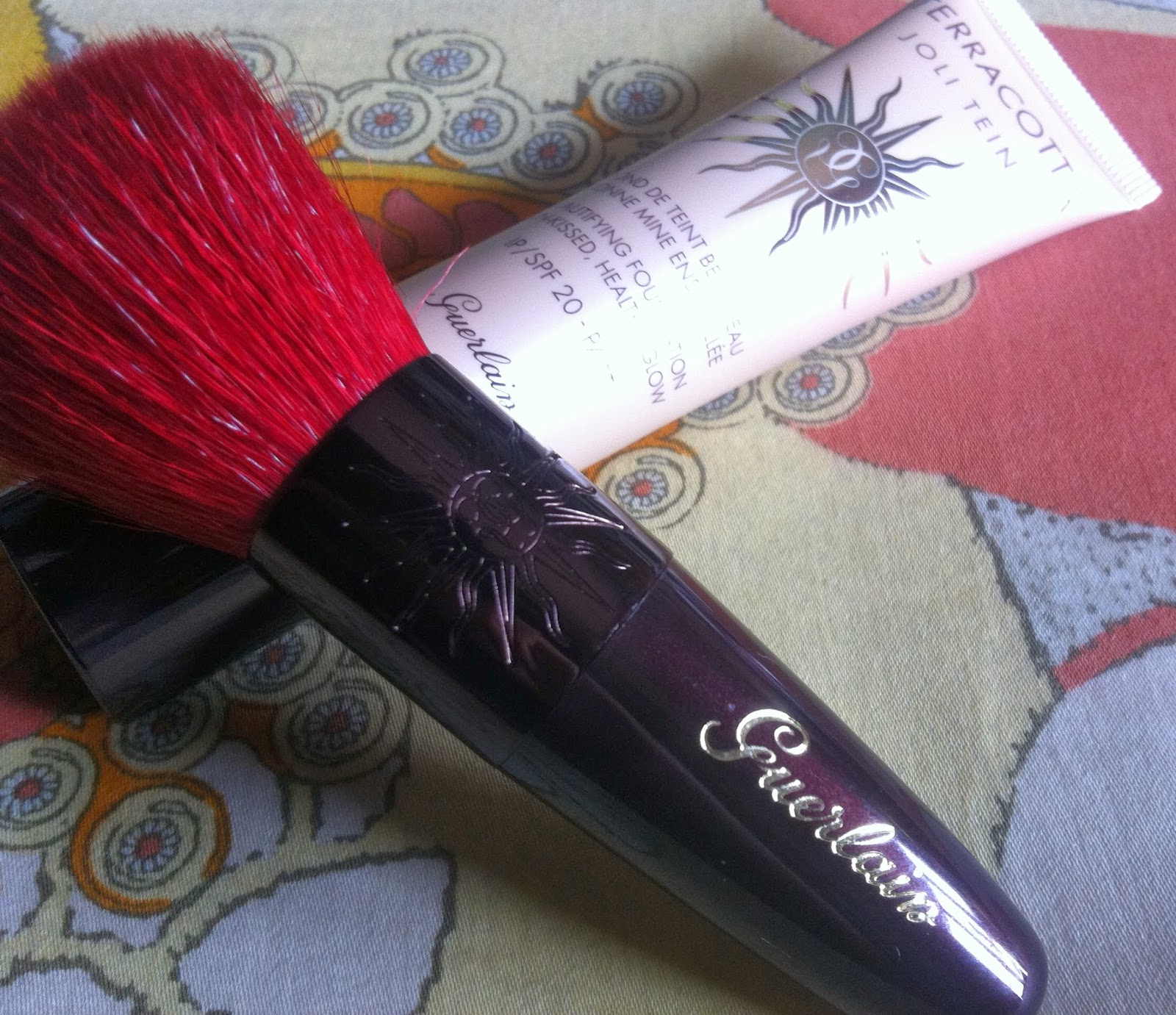 Guerlain Terracotta 2014 Joli Teint make up fondotinta
