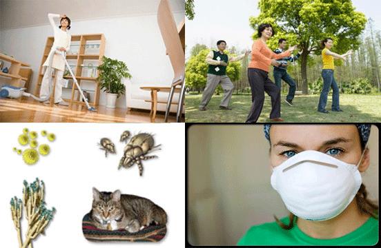 Cách phòng và chăm sóc người bệnh viêm mũi dị ứng