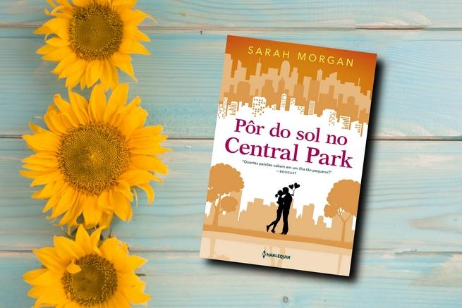 Pôr do Sol no Central Park | Sarah Morgan