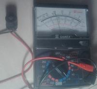 Cara Cek / Tes Pulser Motor Menggunakan Avometer