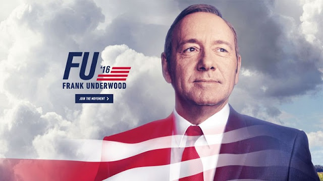 house of cards season 4 FU poster