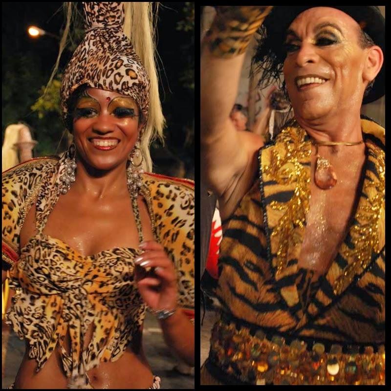 Carnaval. Desfile de Llamadas. Montevideo.Tronar de Tambores. Ignacio Cardozo. 2010.