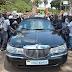 PICHA: Matajiri Walivyomiminika na Magari ya Bei Mbaya kumzika Ivan wa Zari